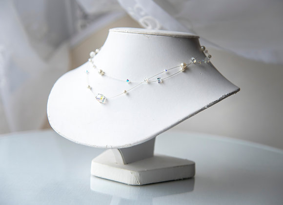 Glittering Necklace