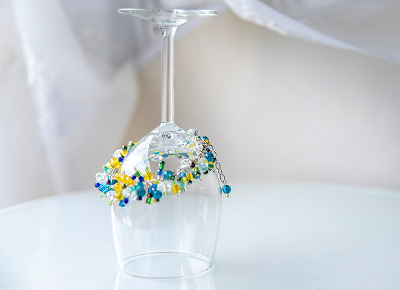 Whimsical Charm Bracelet