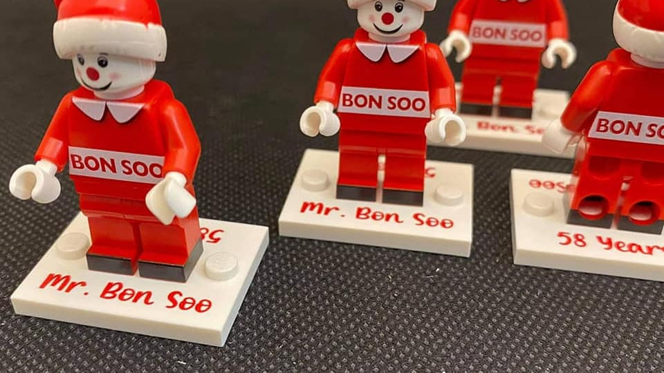 Bon Soo 2021 (58 Years) Limited Edition Minifigure