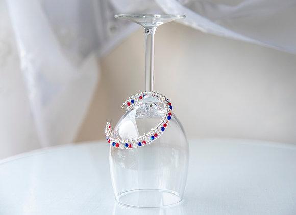 Patriotic Spring Bracelet