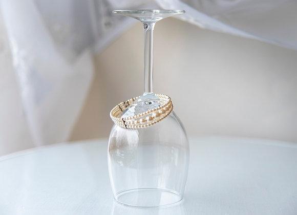 Pearl Spring Bracelet