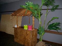 Tiki Themed Gala