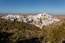 Mojacar view