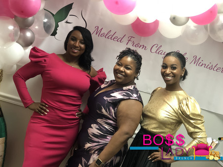 "Boss Lady Brunch ""A Seat at the Table"" Recap"