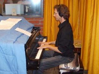 Navidad Quintet Recording Session Room 108 OCC