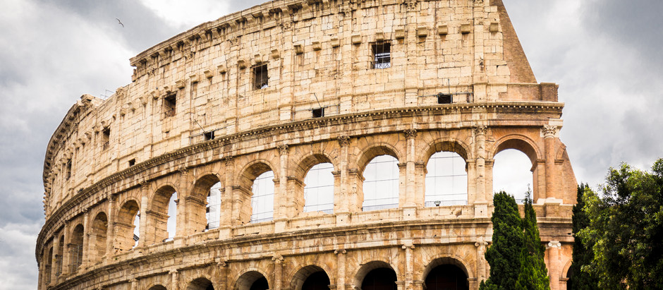 Revisit Rome: The Colosseum