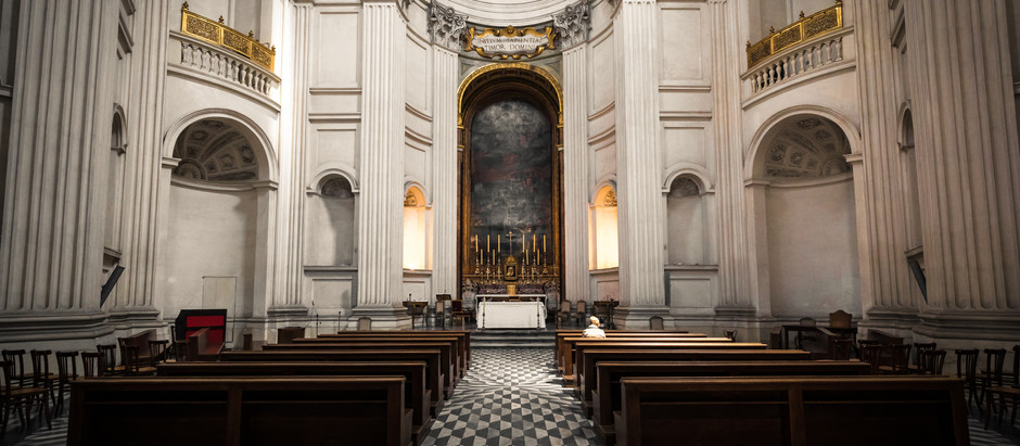 Revisit Rome: The Churches