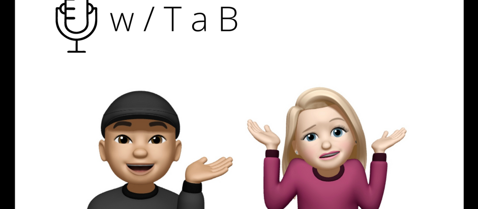 Conversations w/TaB Podcast Debuts!