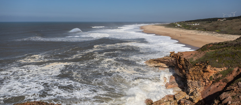 The Nazaré Coast