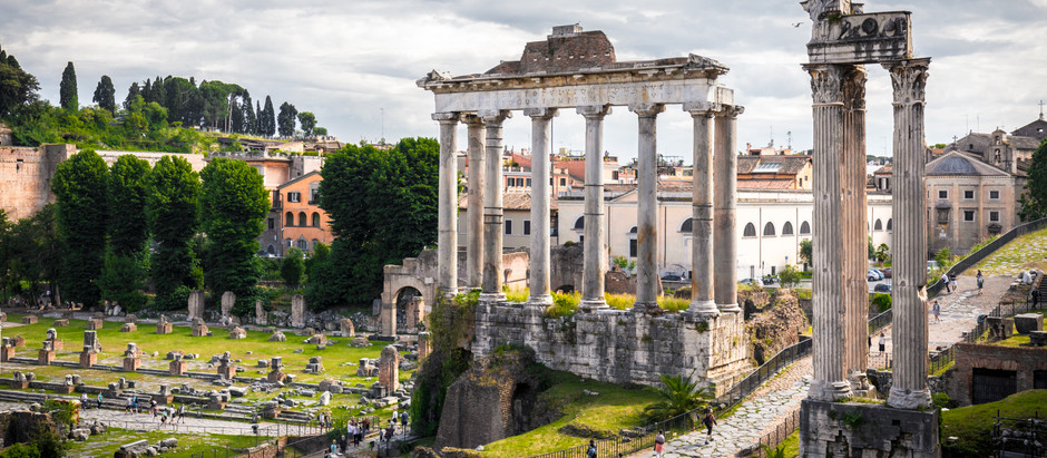 Revisit Rome: The Roman Forum & Palatine Hill