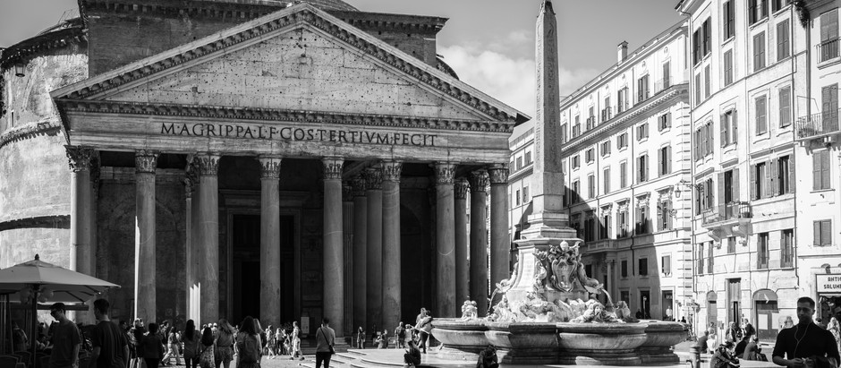 Revisit Rome: The Pantheon