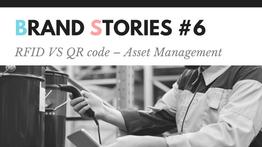 RFID VS QR code – Asset Management