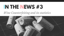 Wine Counterfeiting and its statistics