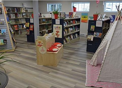 Bibliothèque st-zénon