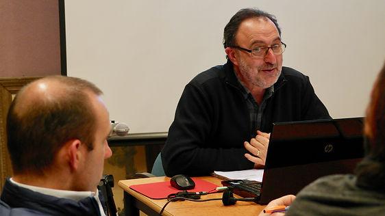 Maurice Renault anime le conseil municipal