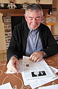 Bernard Barel conseiller Saint-Péran