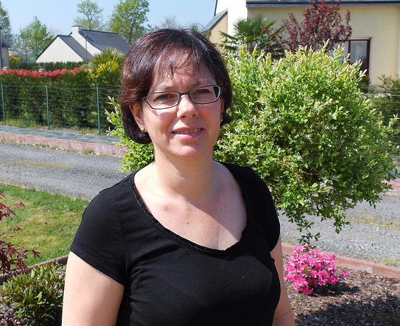 Nathalie Le Luel, conseillère municipale à Saint-Péran