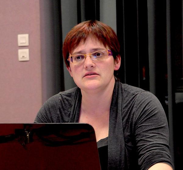 Isabelle Goven, première adjointe à Saint Péran