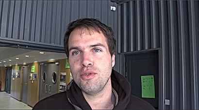 Antoine Berhault, animateur jenesse à Saint-Péran