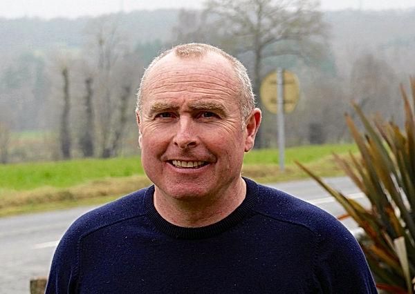 Patrick Lesec, deuxième adjoint de Saint Péran