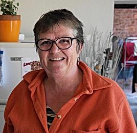 Pierrette Méhault, conseillère de Saint-Péran