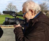 Alain Jaunault, réalisateur du webdocumentaire les 11&saintperan