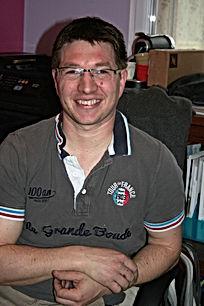 Julien Davin conseiller de Saint-Péran