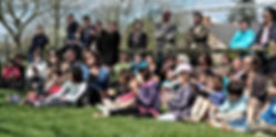 Spectacle à Saint-Péran festival desportes d Brocéliande