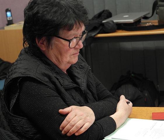 Pierrette Méhault en conseil à Saint Péran