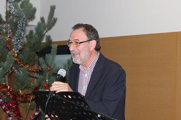 Maurice Renault Maire de Saint Péran