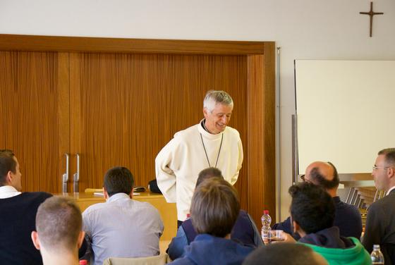 Rencontre des séminaristes de Suisse