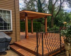 Cedar Deck & Arbor