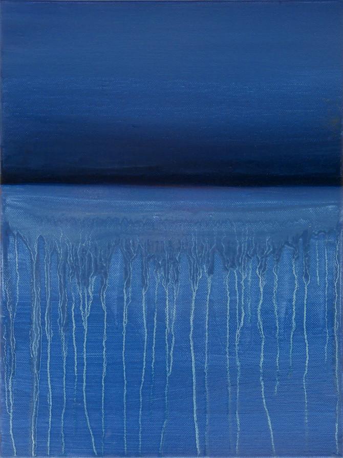 Under the moonlight, 40x30 cm