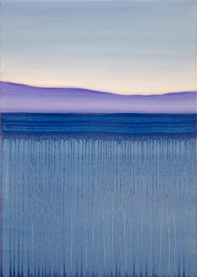 Break of dawn, 70x50 cm