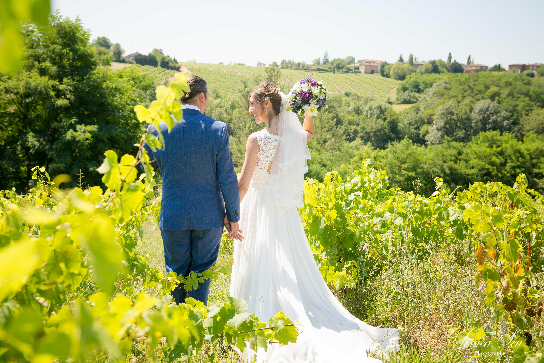 Mariage vigne Lyon