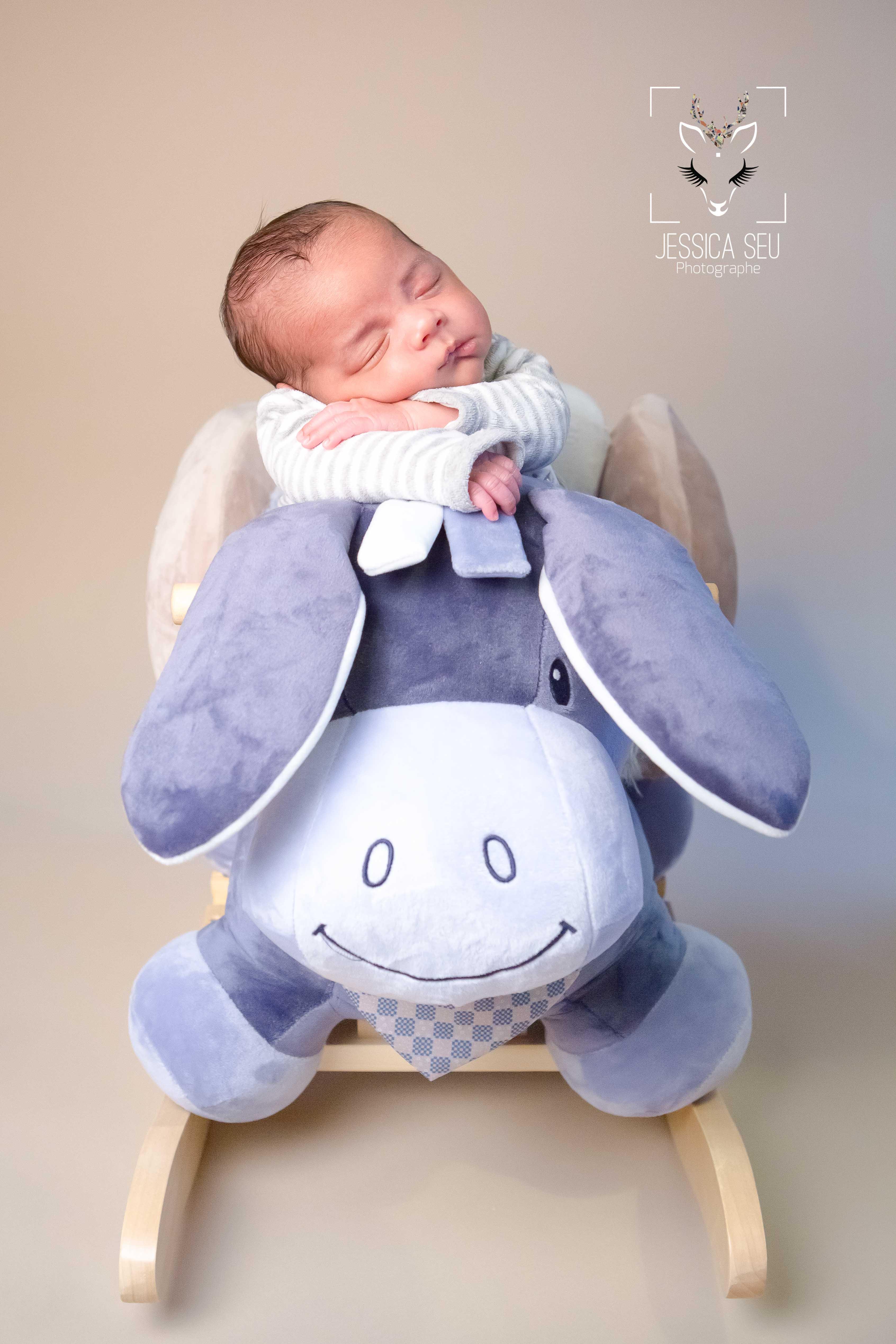 Photo naissance en douceur