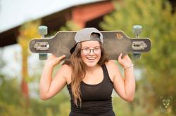 Photo skate enfant