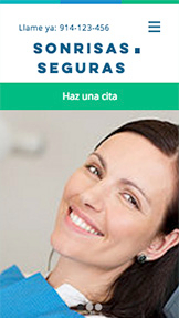 Ver todas las plantillas website templates – Dentista