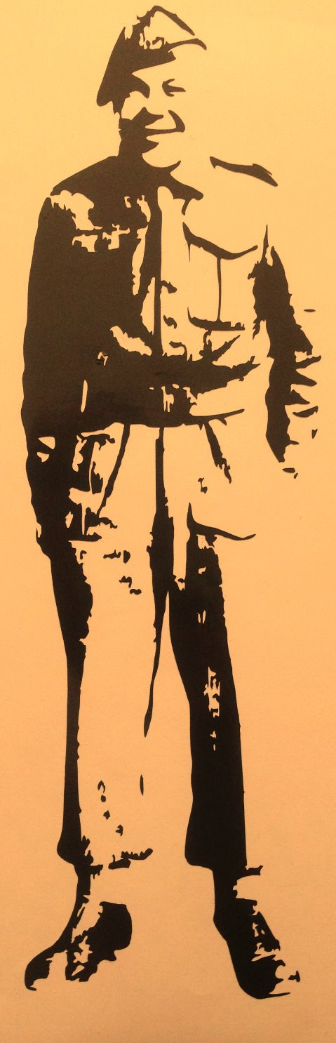 Vintage Soldier