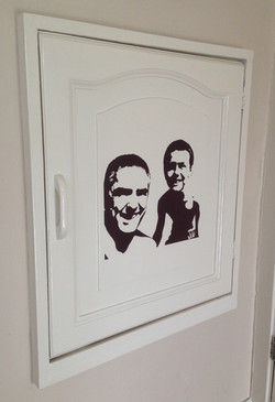Commissioned image - Wall Art