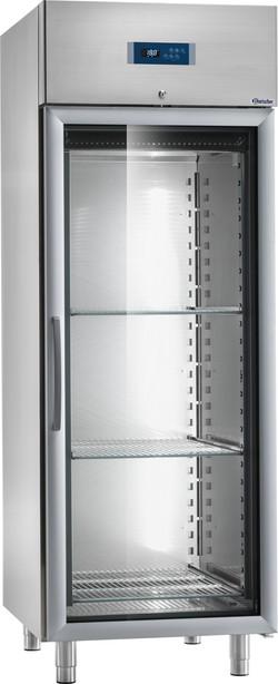 Kühlschrank 700 lt, Glastüre