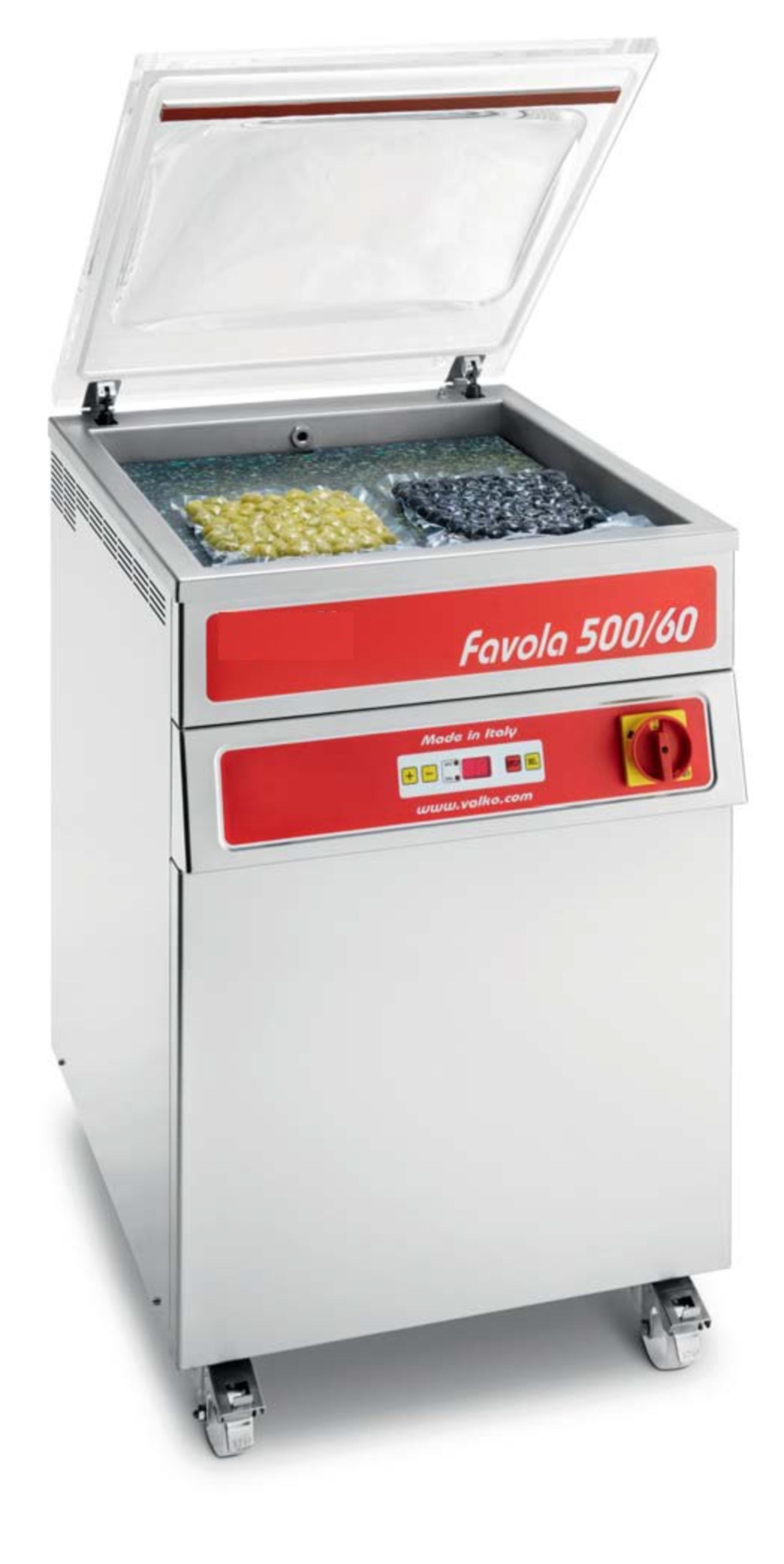 Vakuum-Maschine Favola 500