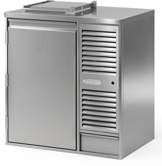 Abfallkühler 1 x120 lt.