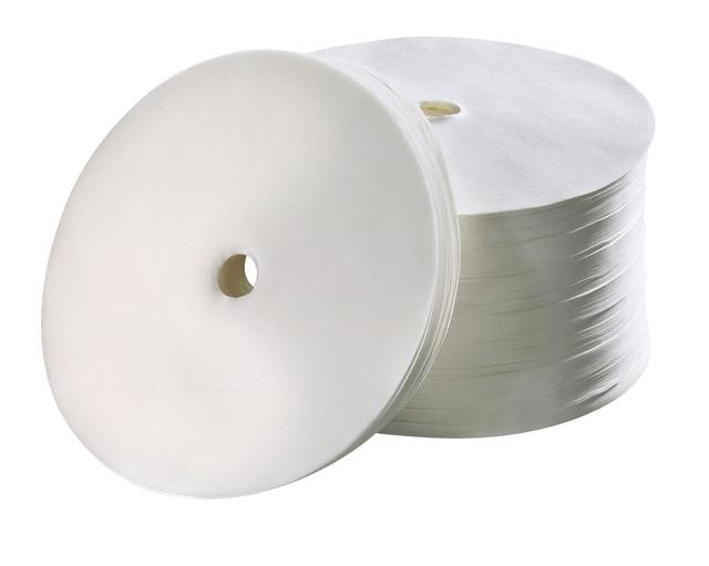Kaffeerundfilter Papier