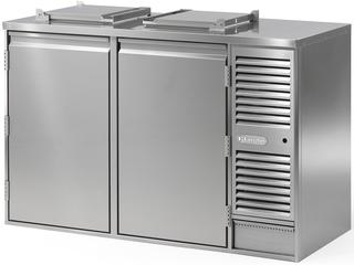 Abfallkühler 2 x 120 lt.