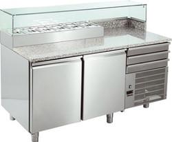 Pizzakühltisch Eco1600