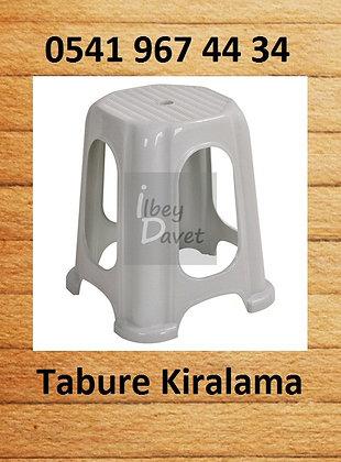Plastik Tabure Kiralama