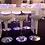 Thumbnail: Amortisörlü Bar Sandalyesi (Siyah veya Beyaz Renk Seçeneği)