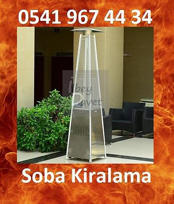 Piramit Soba Kiralama