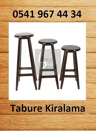 Tabure Kiralama